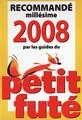 Recommandé par Le Petit Futé 2008: Les meilleurs produits du terroir